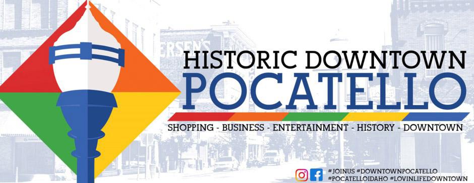 Historic Downtown Pocatello