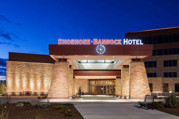 Shoshone-Bannock Casino Hotel