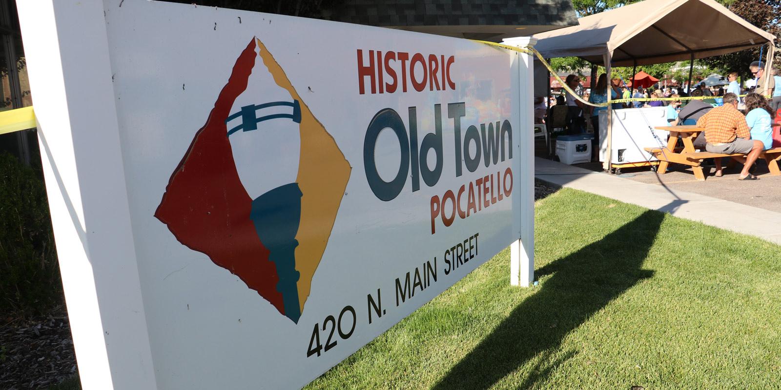 Pavilion at Old Town Pocatello