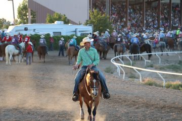 Rodeo-fairgrounds