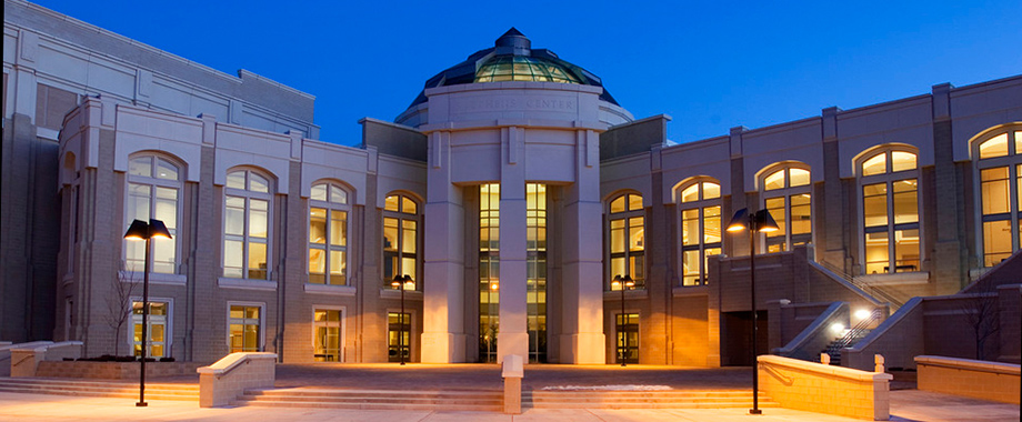 image: Stephens Performing Arts Center