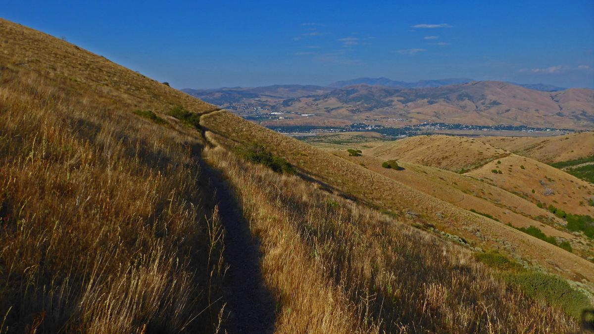 City Creek Trail - Pocatello