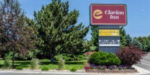 image: Clarion Inn Hotel exterior