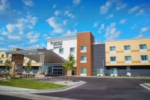 Fairfield Marriott Pocatello