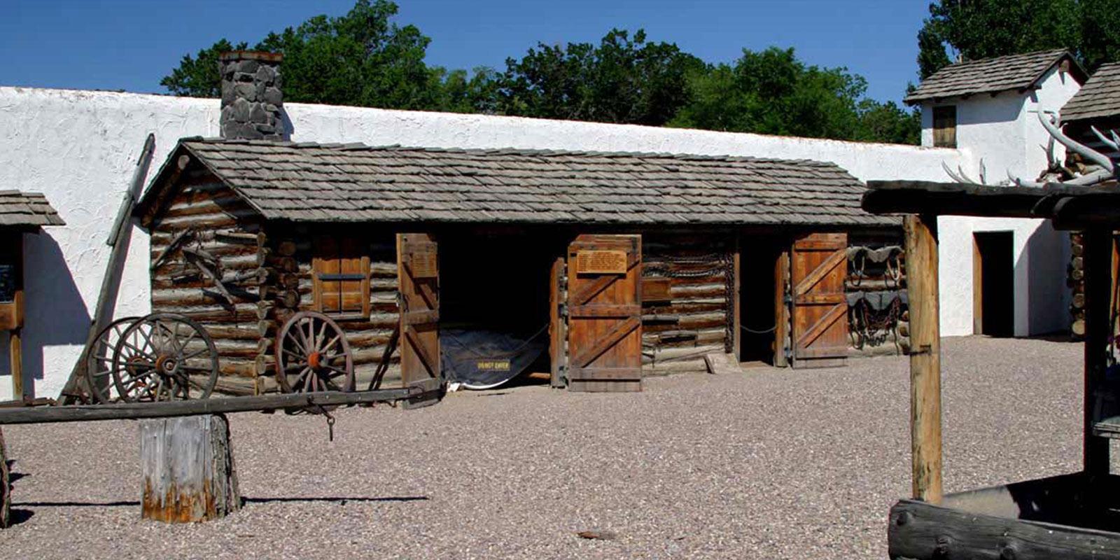 image:Fort Hall Replica - Pocatello