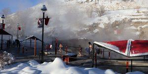 Hot Pools at Lava Hot Springs