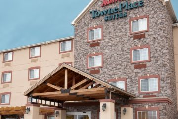 Marriott TownPlace hotel in Pocatello