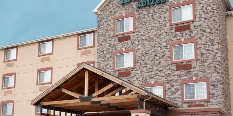 Marriott TownPlace hotel in Pocatello