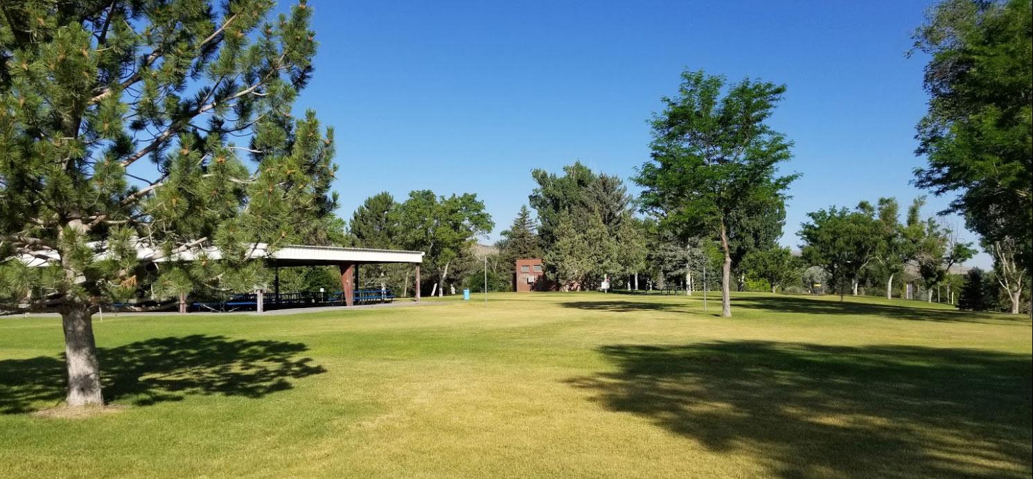 Ross-Park-Disc-Golf-Course