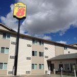 Super8 motel in Pocatello
