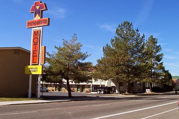 Thunderbird Motel Pocatello