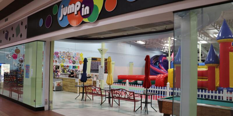 Jump In indoor trampoline park
