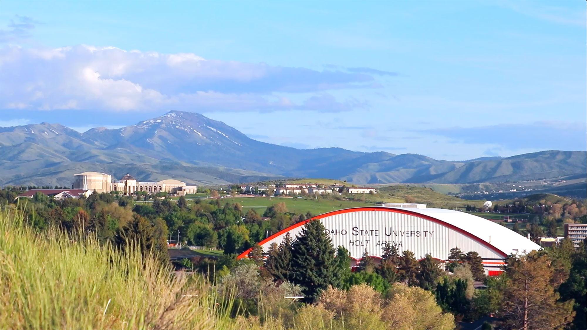 image: Pocatello SouthWest view