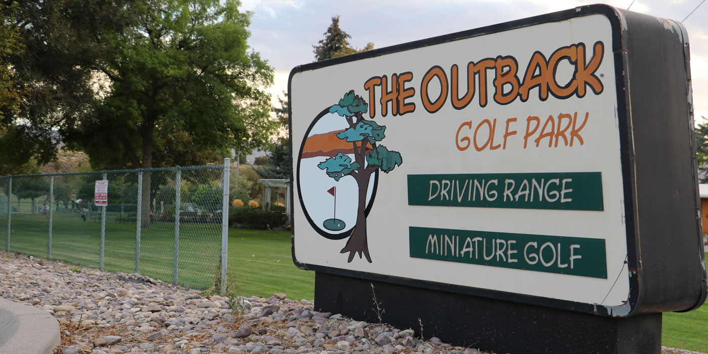 Outback Golf Pocatello, Idaho