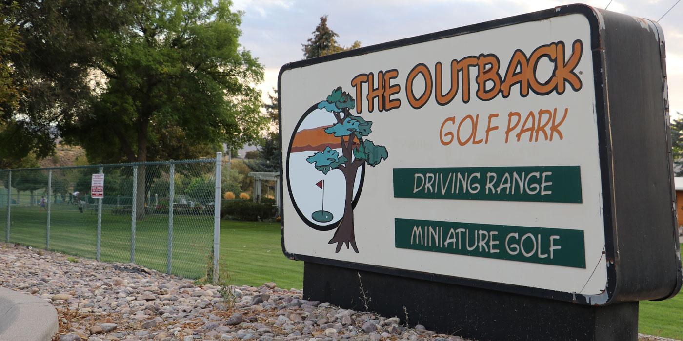 Outback Golf Pocatello, Idaho