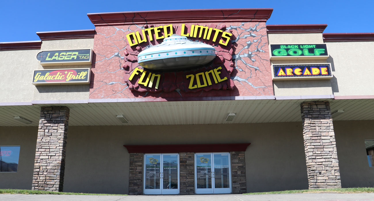 Outer Limits Fun Zone - Pocatello