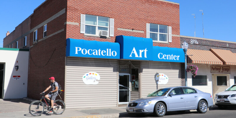 pocatello art center