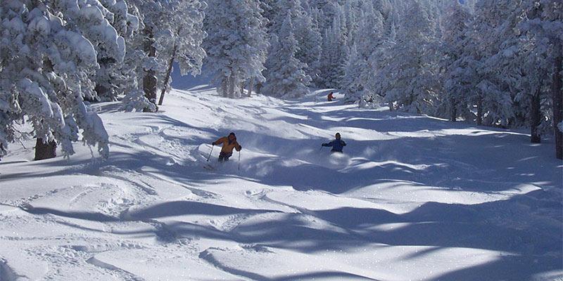 Pebble Creek Ski Area Inkom, Idaho