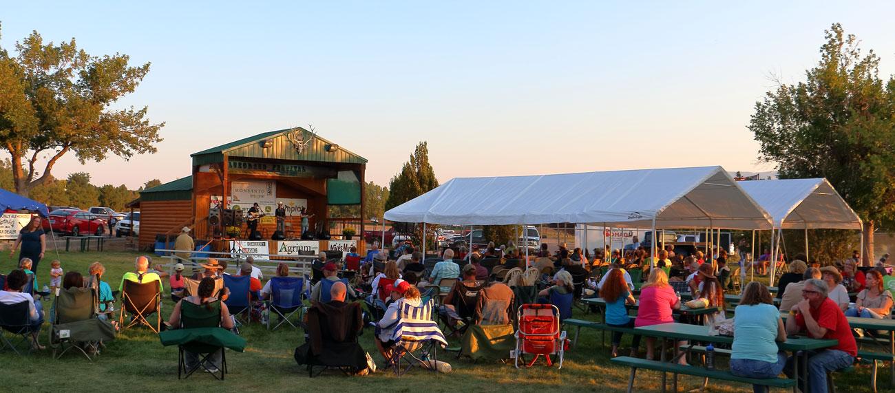 Pocatello Bluegrass Festival