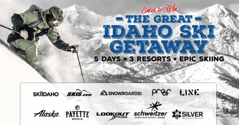 Great Idaho Ski Getaway