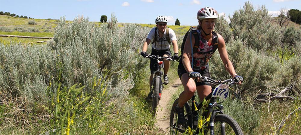 Biking in Pocatello