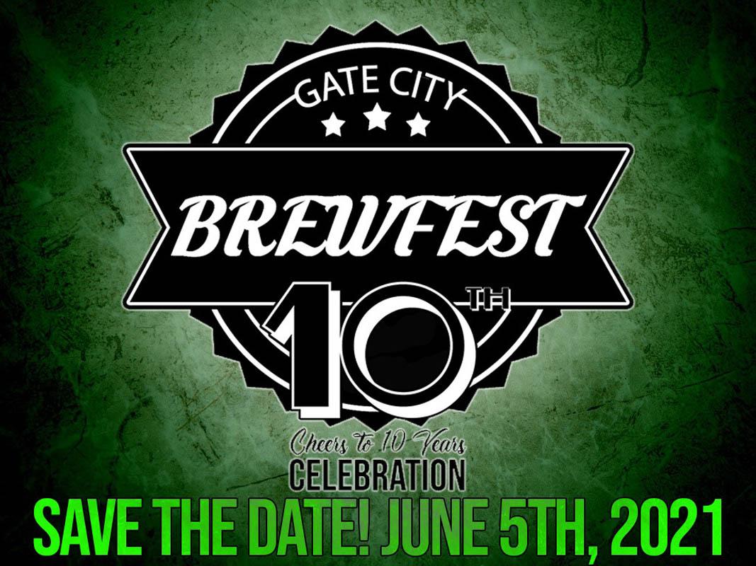 Gate City BrewFest 2021