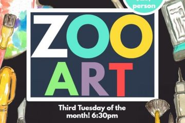 Zoo Art- Adult Only