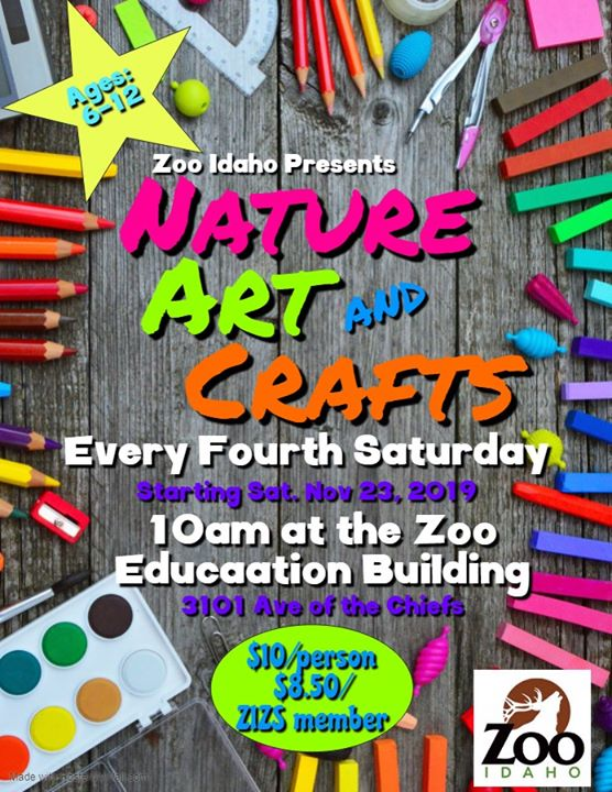 Nature Art and Crafts
