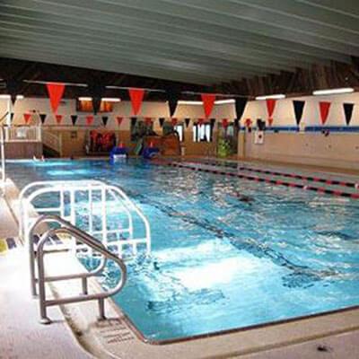 interior: Pocatello Recreational Center