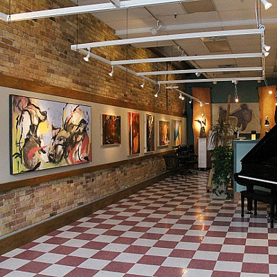 Art Galleries in Pocatello, Idaho