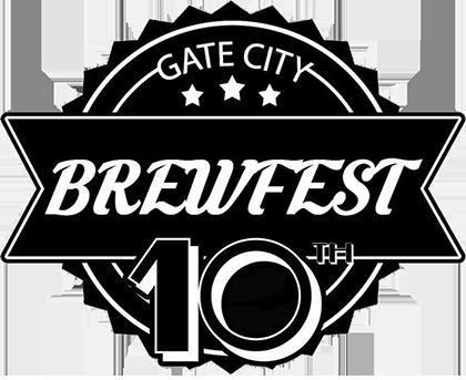 logo: Gate City BrewFest 2020