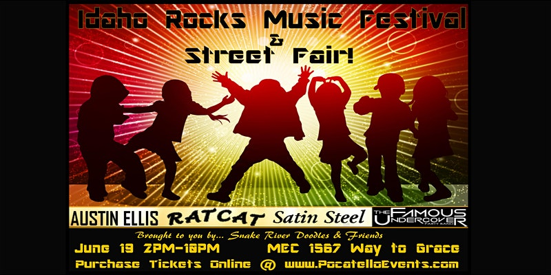 Idaho Rocks Music Festival & Street Fair