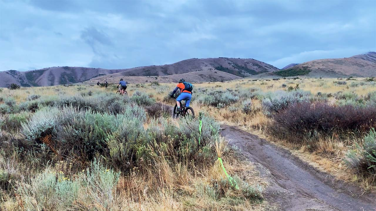 Pocatello Fall Ultra Mountain Bike Race