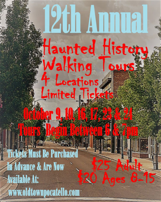 Haunted Tour of Pocatello