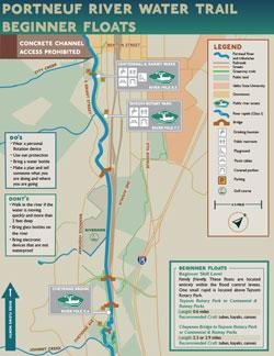 Download Portneuf River Float Guide