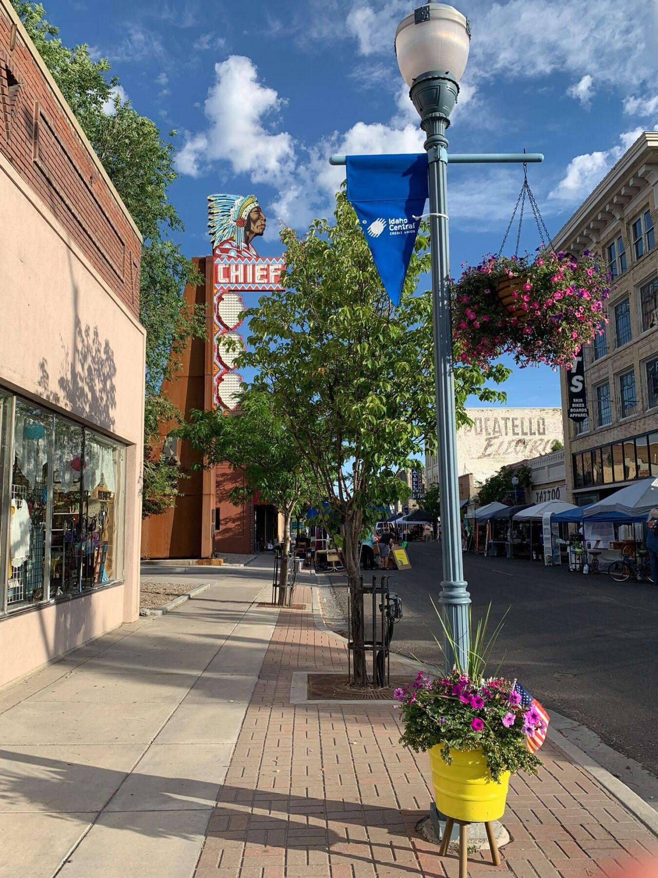 Downtown Days Flea Market & Antique Show