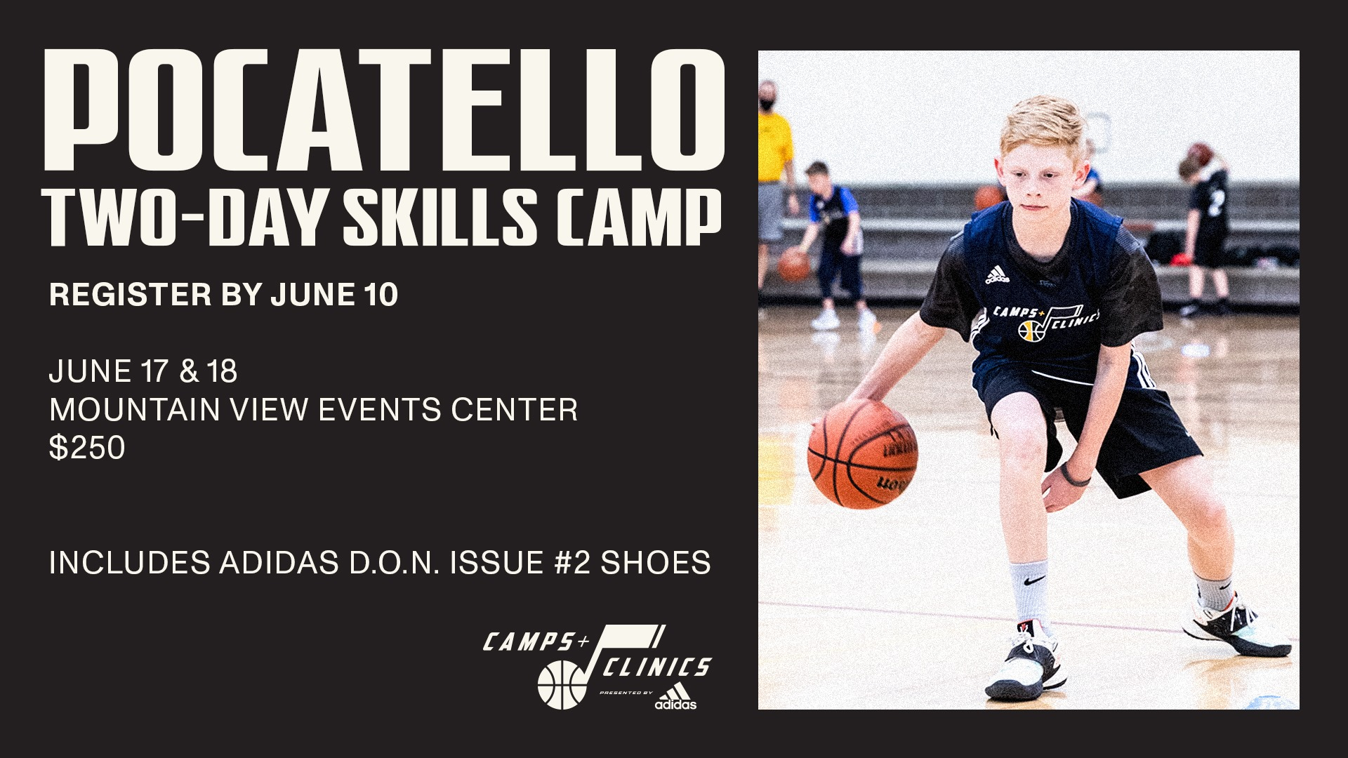 Utah Jazz Skills Camp