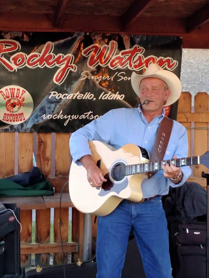 Rocky Watson Live