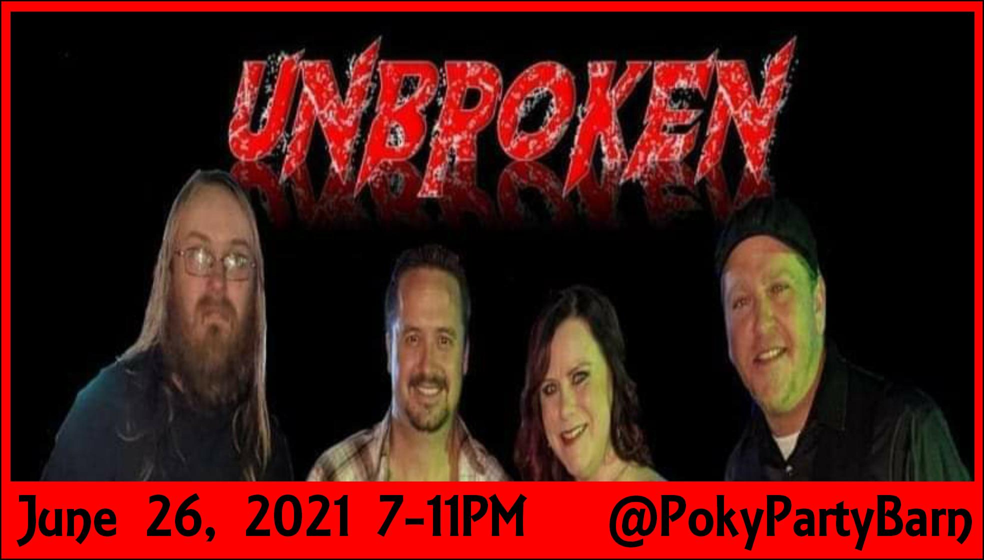 Live Music by Unbroken