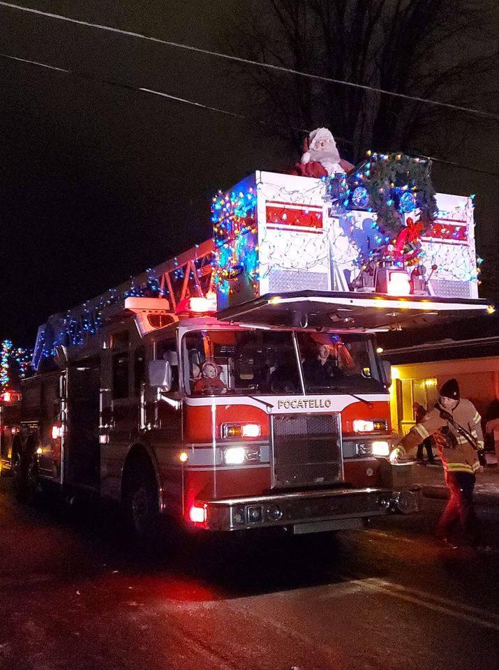 Christmas Night Lights Parade