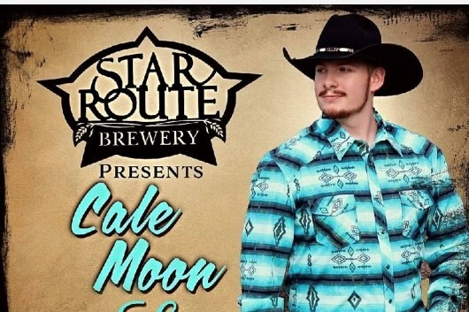Cale Moon Live At Star Route Brewery