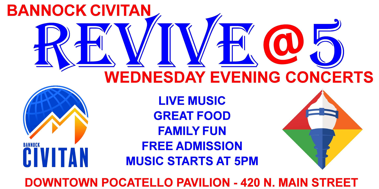 Bannock Civitan Revive @ 5