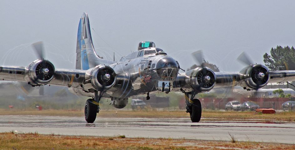Flying Legends of Victory Tour: Pocatello, ID