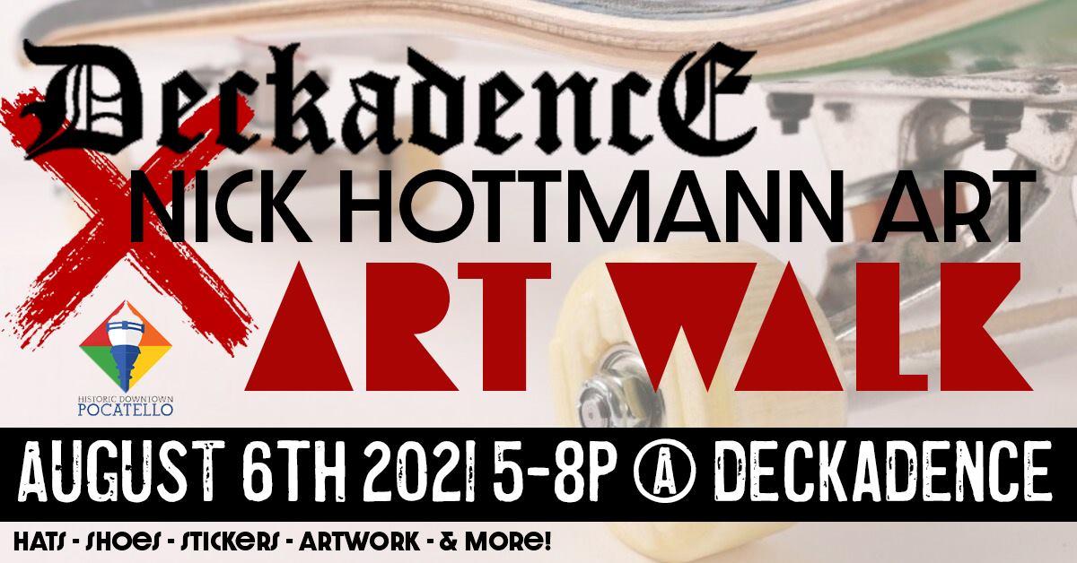 First Friday ArtWalk Aug 2021