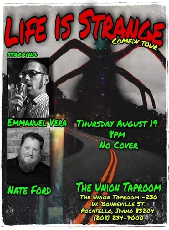 Life is Strange Comedy Tour