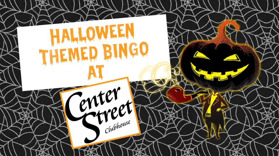 Theme Bingo - Halloween Bingo