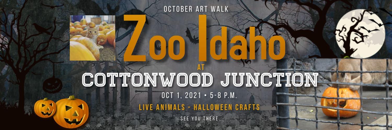 Artwalk w/ Zoo Idaho